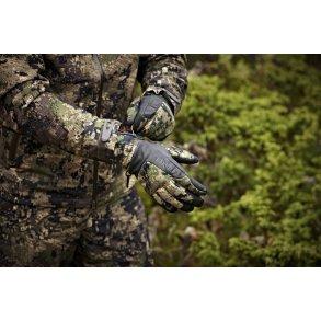 Camouflage handsker